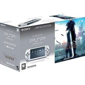 Sony PSP Slim & Lite (+ Final Fantasy VII) - Limited Edition