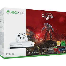 Microsoft Xbox One S 1TB (incl. Halo Wars 2)