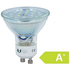 Teknikproffset Forever Light LED-lampa Spot SMD 410lm 3000K GU10 4,5W