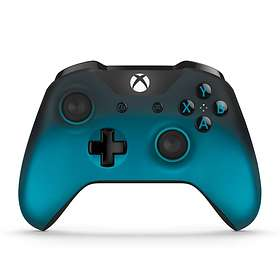Microsoft Xbox One Wireless Controller - Ocean Shadow Edition (Xbox One/PC)