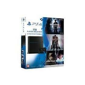 Sony PlayStation 4 1TB - Players Mega Pack 2