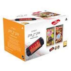 Sony PSP Street (+ Little Big Planet + Naruto Shippuden)