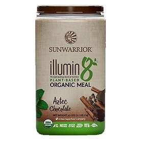 Sunwarrior Illumin8 Organic Meal 1kg
