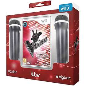 The Voice: I Want You (incl. 2 Microphones)
