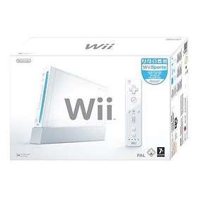 Nintendo Wii Black - Sports Pack