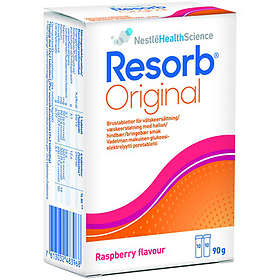 Nestle Resorb Original 20 Brustabletter