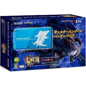 Nintendo 3DS (+ Monster Hunter 4) - Limited Edition