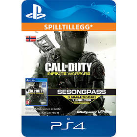 Call of Duty: Infinite Warfare - Season Pass (PS4)