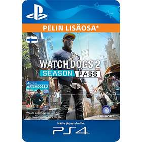Watch Dogs 2 - Season Pass (PS4)