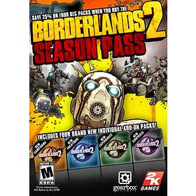 Borderlands 2 - Season Pass (PC)
