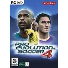 Pro Evolution Soccer 4 (PC)