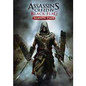 Assassin's Creed IV: Black Flag - Season Pass (PC)