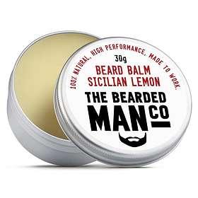 The Bearded Man Co Sicilian Lemon Beard Balm 30g