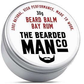 The Bearded Man Co Bay Rum Beard Balm 30g