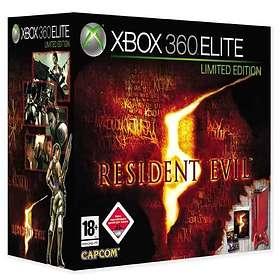 Microsoft Xbox 360 E 120Go (+ Resident Evil 5)