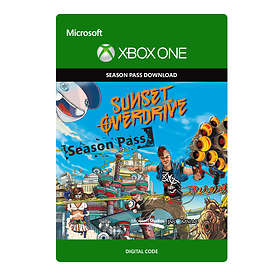 Sunset Overdrive - Season Pass (Xbox One)