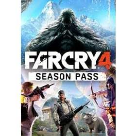 Far Cry 4 - Season Pass (PC)