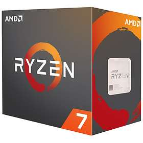 AMD Ryzen 7 1700X 3,4GHz Socket AM4 Box without Cooler