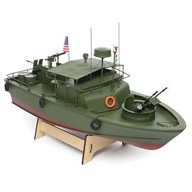 Pro Boat Alpha Patrol Boat RTR