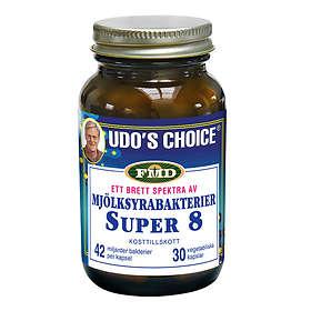 Flora Health Udo's Choice Probiotika Super 8 30 Capsules