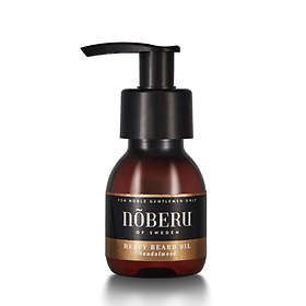 Noberu of Sweden Sandalwood Heavy Beard Oil 60ml
