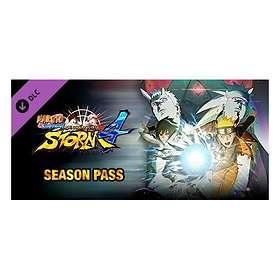 Naruto Shippuden: Ultimate Ninja Storm 4 - Season Pass (PC)