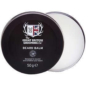 The Great British Grooming Co. Beard Balm 50g