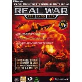 Real War: Air, Land, Sea (PC)