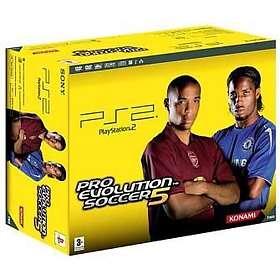 Sony PlayStation 2 Slim (+ Pro Evolution Soccer 5)