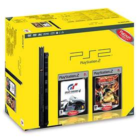 Sony PlayStation 2 Slim (+ Gran Turismo 4 + Tekken 5)