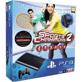 Sony PlayStation 3 Slim 12Go (+ Sports Champions 2)
