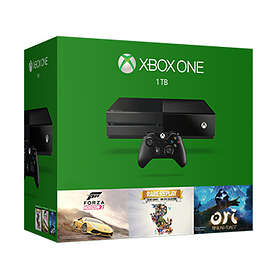 Microsoft Xbox One 1To (+ Forza Horizon 2 + Rare Replay + Ori)