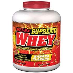 MET-Rx Supreme Whey 2.3kg