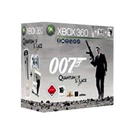 Microsoft Xbox 360 Premium 20GB (inkl. Quantum of Solace)