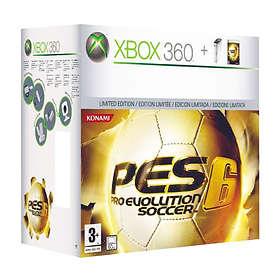 Microsoft Xbox 360 Premium 20GB (inkl. Pro Evolution Soccer 6)