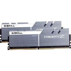 G.Skill Trident Z Silver/White DDR4 3600MHz 2x16GB (F4-3600C17D-32GTZSW)