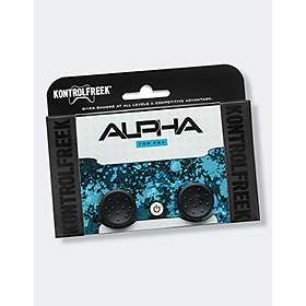 KontrolFreek Alpha - Low-Rise Thumbsticks (PS4)