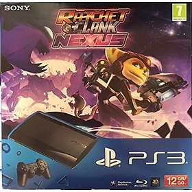 Sony PlayStation 3 Slim 12Go (+ Ratchet & Clank: Nexus)