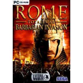 Rome Total War: Barbarian Invasion (Expansion) (PC)