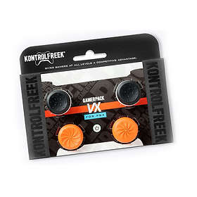 KontrolFreek FPS Freek VX GamerPack - Mid-Rise Thumbsticks (PS4)