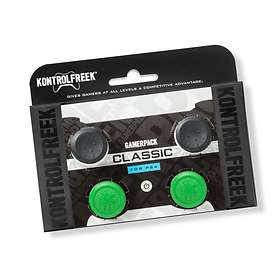 KontrolFreek FPS Freek Classic GamerPack - Mid-Rise Thumbsticks (PS4)