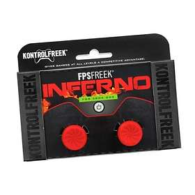 KontrolFreek FPS Freek Inferno - Mid-Rise Thumbsticks (PS4)