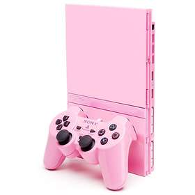 Sony PlayStation 2 Slim (incl. 2nd DualShock) - Pink