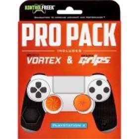 KontrolFreek Pro Pack Vortex Grip (PS4)
