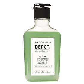 Depot The Male Tools & Co. Transparent Shaving Gel 100ml