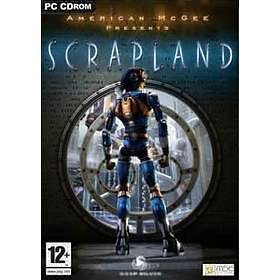 American McGee Presents: Scrapland (PC)