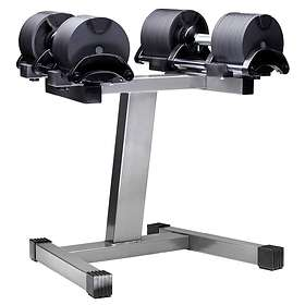 NÜO Athletics Flexbell Dumbbell Floor Stand