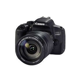 Canon EOS 800D + 18-200/3,5-5,6 IS