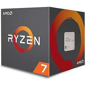 AMD Ryzen 7 1800X 3,6GHz Socket AM4 Tray