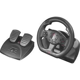 Trust GXT 580 Vibration Feedback Racing Wheel
